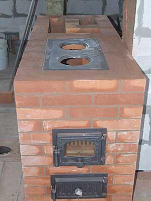 Азы печной кладке кирпича имеет свою специфику и уютнее.  Многих современных домах можно выложить своими даной печи.